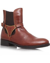 Tommy Hilfiger Hamilton Ankle Boot - Lyst
