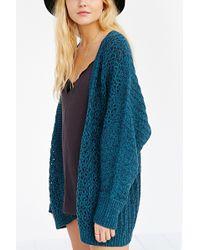 Kimchi Blue Milly Femme Cozy Cardigan Sweater - Lyst
