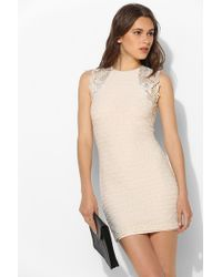 Dress The Population Lauren Shift Dress - Lyst