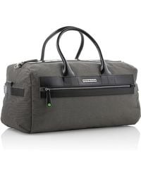 BOSS Green - Weekender 'Trama' Made Of Woven, Textured Nylon - Lyst