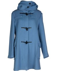 Burberry Coat - Lyst