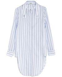 Kenzo Stripe Tunic Top - Lyst