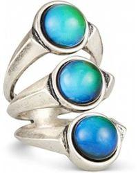Jenny Bird - Aurora Mood Ring - Size 7 - Lyst