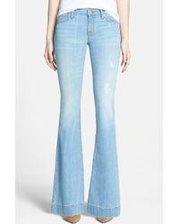 Hudson 'Ferris' Flared Jeans - Lyst