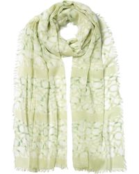 Marc By Marc Jacobs Printed Scarf - Lyst
