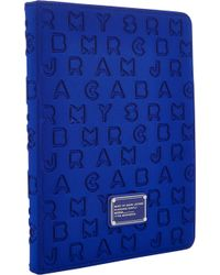Marc Jacobs Dreamy Logo Tablet Book - Lyst