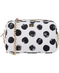 Dolce & Gabbana Under-Arm Bags white - Lyst