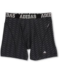 Adidas Climacool Graphic Boxer Brief - Lyst