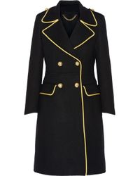 Burberry Prorsum | Double-breasted Cashmere Coat | Lyst