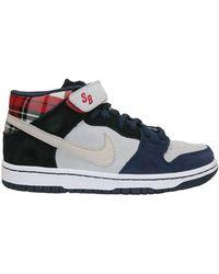 "Nike Sb Dunk Mid Premium ""Goofy Boy"" black - Lyst"