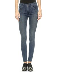 James Jeans Twiggy 5 Pocket Legging Jeans  - Lyst
