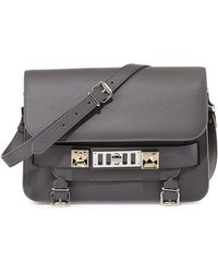 Proenza Schouler Ps11 Classic Calfskin Shoulder Bag - Lyst