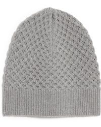 Theory Gerrit Merino Wool Cable-Knit Hat - Lyst