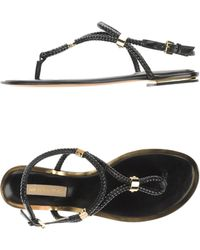 Michael Kors | Thong Sandal | Lyst
