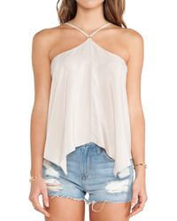Amanda Uprichard Bangle Top - Lyst
