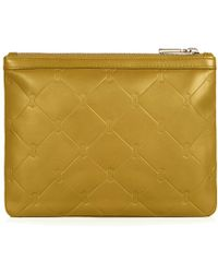 Hobbs Signature Zip Pouch - Lyst