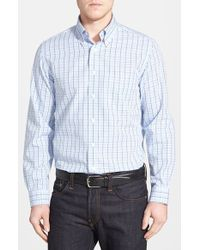 Brooks Brothers Non-Iron Regent Fit Check Sport Shirt - Lyst