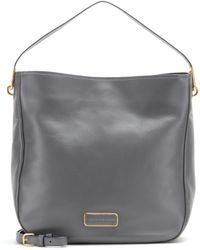 Marc By Marc Jacobs Too Hot To Handle Hobo Leather Tote - Lyst