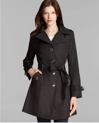 CALVIN KLEIN 205W39NYC - Trench Coat - Hooded Belted - Lyst