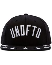 Undefeated - Global Starter Snapback - Lyst