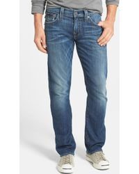True Religion 'Ricky' Relaxed Fit Jeans - Lyst