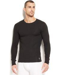 Ralph Lauren Polo Mens Stretch Cotton Crew-neck T-shirt - Lyst