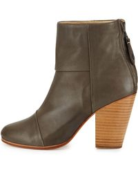 Rag & Bone Classic Newbury Chelsea Leather Boot - Lyst