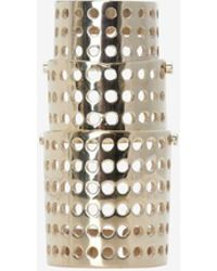 Kelly Wearstler Bastion Hinged Knuckle Ring - Lyst