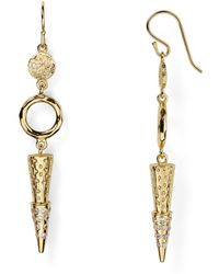 Melinda Maria - Diana Earrings - Lyst