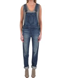 Black Orchid The Boyfriend Overall - Lyst