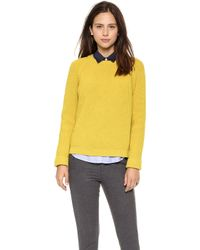 Chinti And Parker Crew Neck Sweater  - Lyst