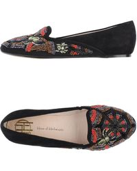 House Of Harlow Moccasins - Lyst