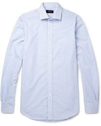 Polo Ralph Lauren Checked Cotton Shirt - Lyst