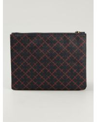 By Malene Birger - 'Dipp' Printed Wallet - Lyst