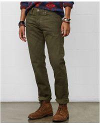 Denim & Supply Ralph Lauren Slimfit Brantwood Jeans - Lyst