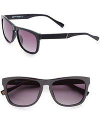 BOSS Orange - 55mm Wayfarer Sunglasses - Lyst
