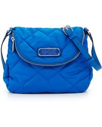Marc By Marc Jacobs - Crosby Quilted Mini Cross-Body Bag - Lyst