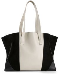 Narciso Rodriguez Claire Open Tote - Lyst