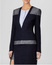 BCBGMAXAZRIA Blazer - Cliff Blocked - Lyst