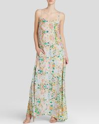 Essentiel - Dress - Unexpected Flowers Maxi - Lyst