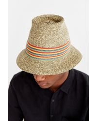 Urban Outfitters - Straw Tall Crown Hat - Lyst