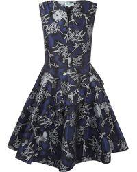 KENZO - Jacquard Monster Dress - Lyst
