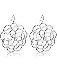 Belcho - Blooming Flower Earrings - Lyst