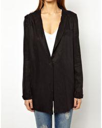 Y.a.s Masai Soft Blazer - Lyst