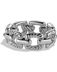 David Yurman Cable Classics Link Bracelet - Lyst