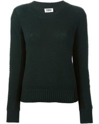 Sonia Rykiel Multistitches Sweater - Lyst