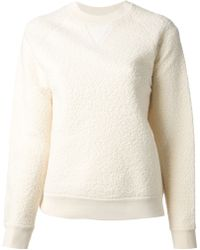 Proenza Schouler Texrured Sweater - Lyst