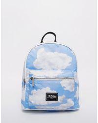 Jaded London - Cloud Print Backpack - Lyst