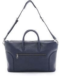 Marc By Marc Jacobs Embossy Tony Weekender - Lyst