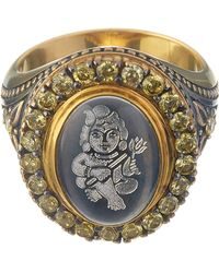 Queensbee - Krishna Ring - Lyst